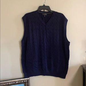men's stylish NWOT club room sweater